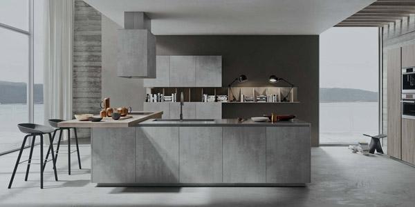 Cucina con isola, una soluzione moderna e flessibile
