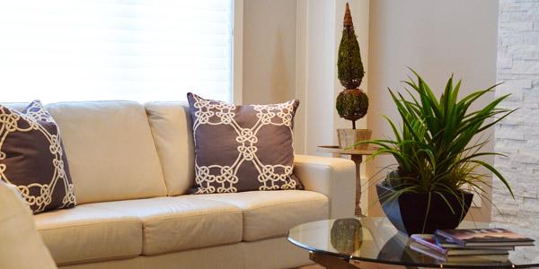 Il soggiorno, l'immagine della casa